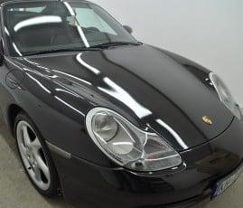 Lackversiegelung Porsche